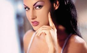 Big tits pornstar Laura Angel