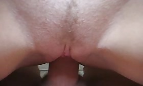 Big cock in tight cunt