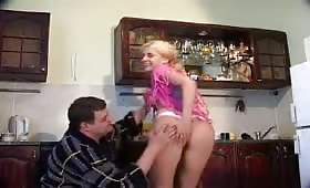 Incest video with hot teen daughter